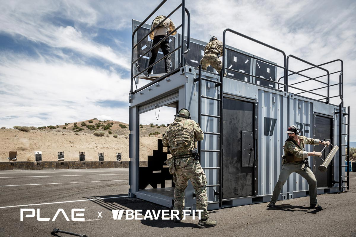 PLAE BeaverFit for the specialist workplace