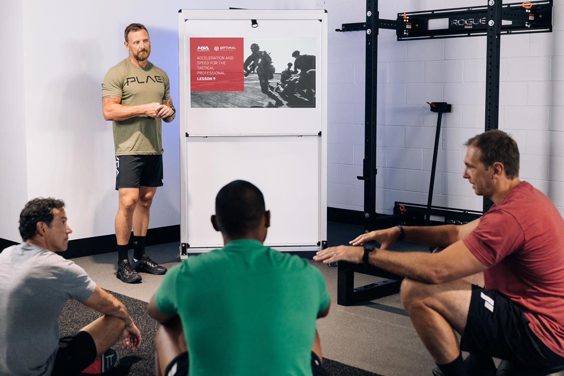 The Physical Conditioning in the Specialist Workplace, Certificate IV in Sports Coaching